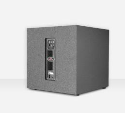 Integrated european-built amplifier
